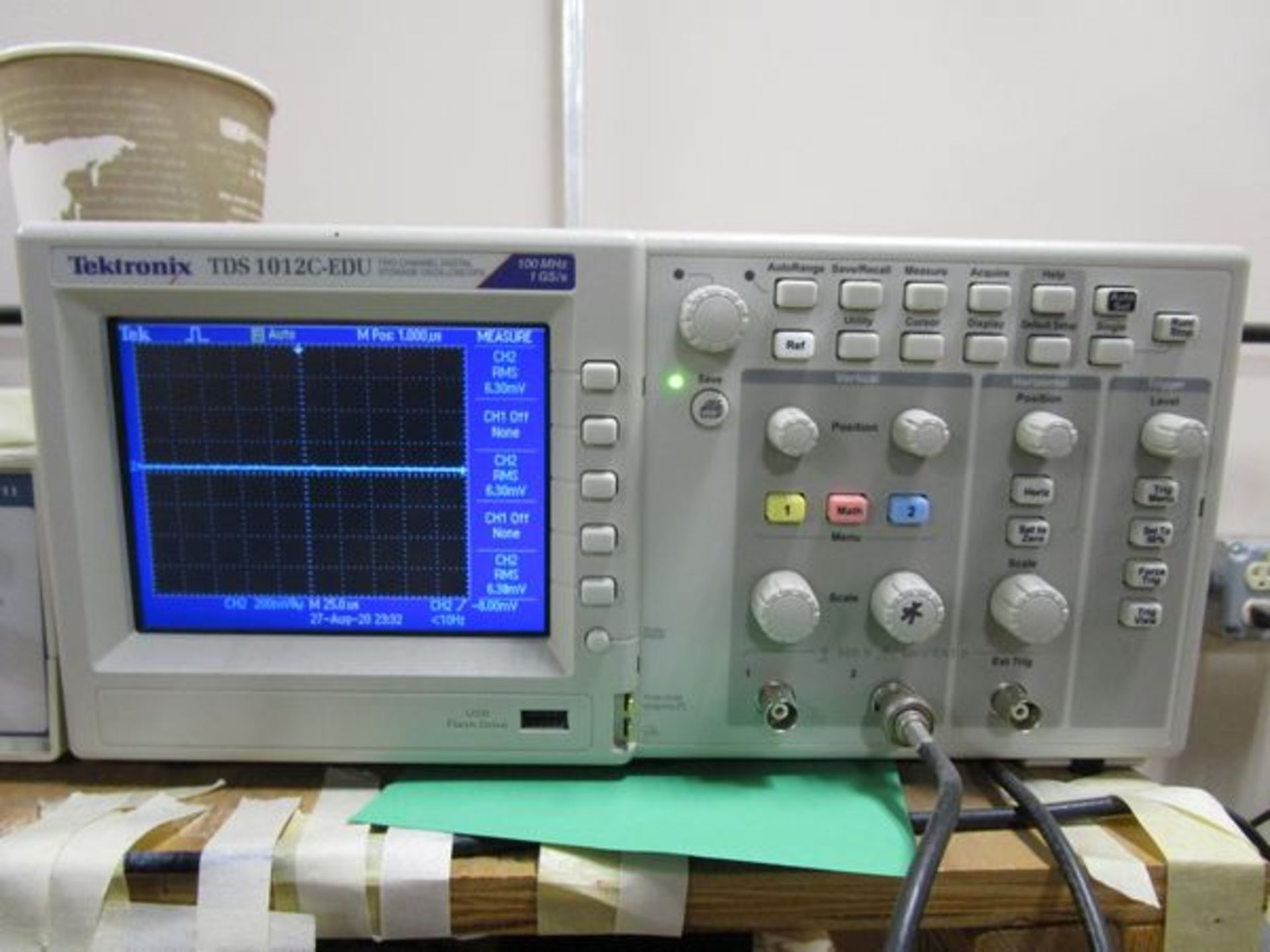 Tektronix TDS-1012C-EDU Oscilliscope