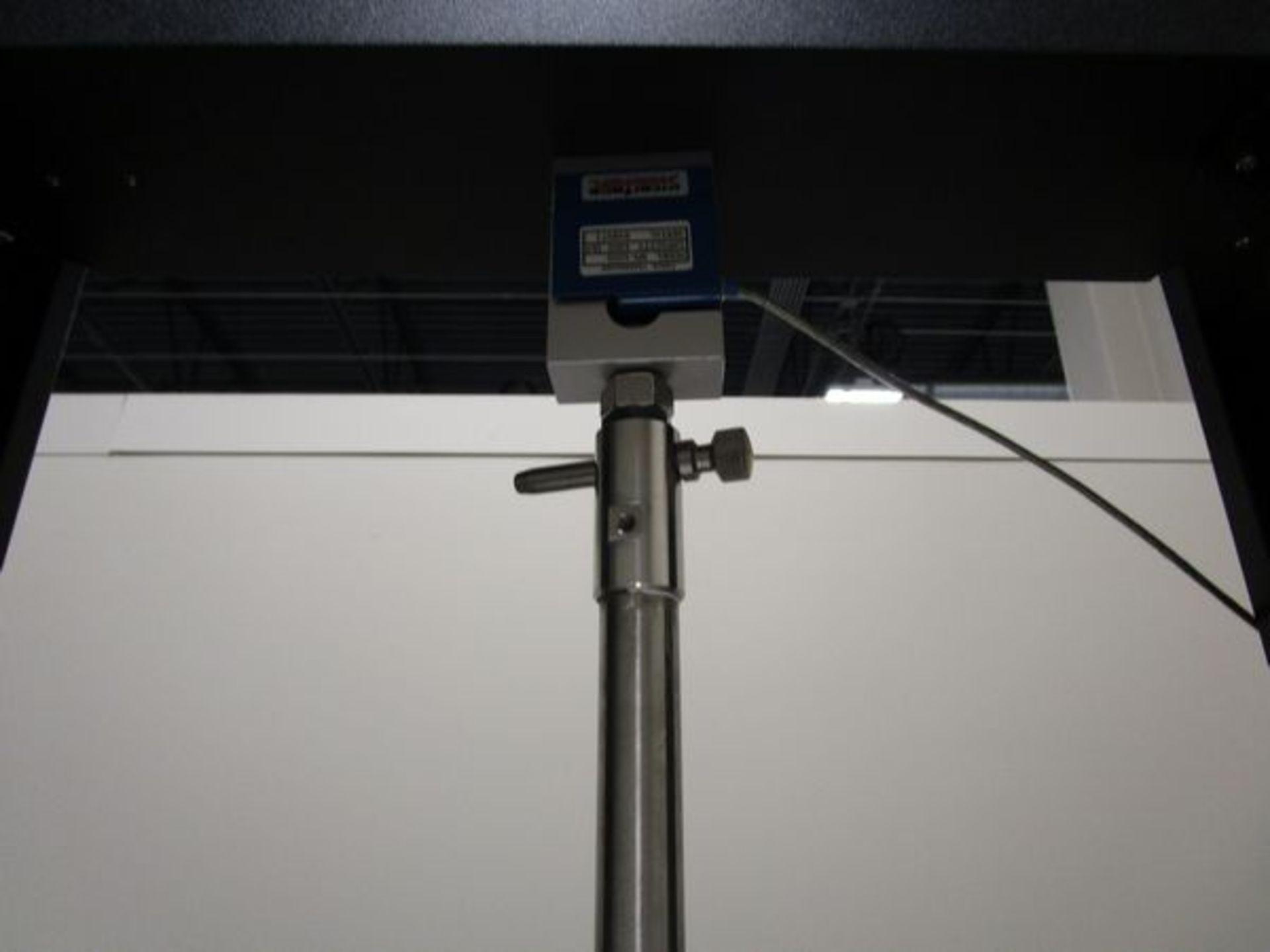 Admet Expert 2610-5KN Tensile Tester s/n 2610-1002021, Power Supply, PC & Table - Image 5 of 9