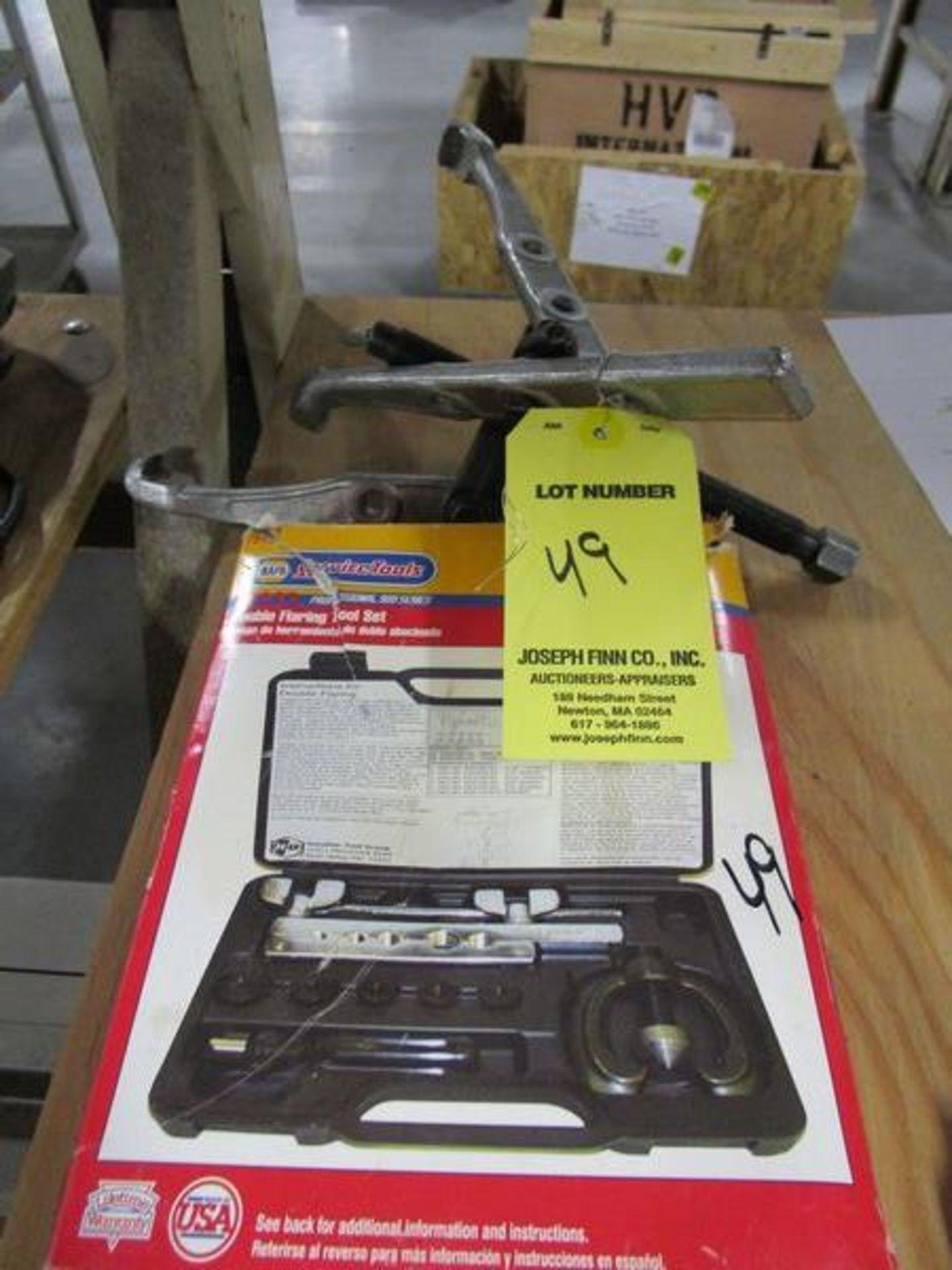 Puller & Flaring Tool