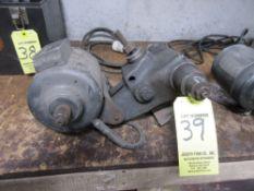 Dumore 5-021 Tool Post Grinder