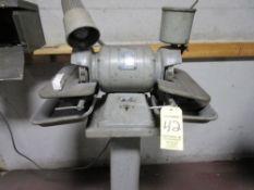 Baldor D.E. Pedestal Grinder