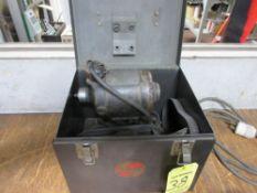 Dumore #44 Tool Post Grinder