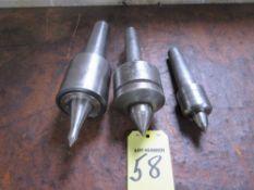 LOT (3) Asst. Spindles