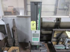 B&S Tesa Height Digital Height Gage
