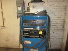 Miller Syncrowave 351 Welder S/N KF798467, Tweco TC 900 Water Cooler