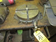 """9"""" Rotary Table"""