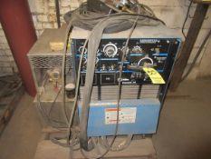 Miller Syncrowave 250 Welder S/N KG241183, Dynaflex Water Coolant