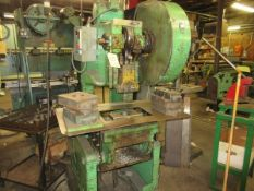 Rousselle 2F Punch Press, S/N CF3179
