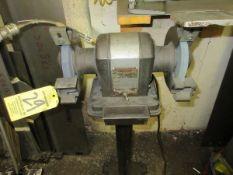 Craftsman 1/3 HP, D.E. Pedestal Grinder
