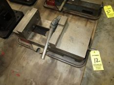 "Wilton 1280N Verti-Lock 8"" Machine Vise"