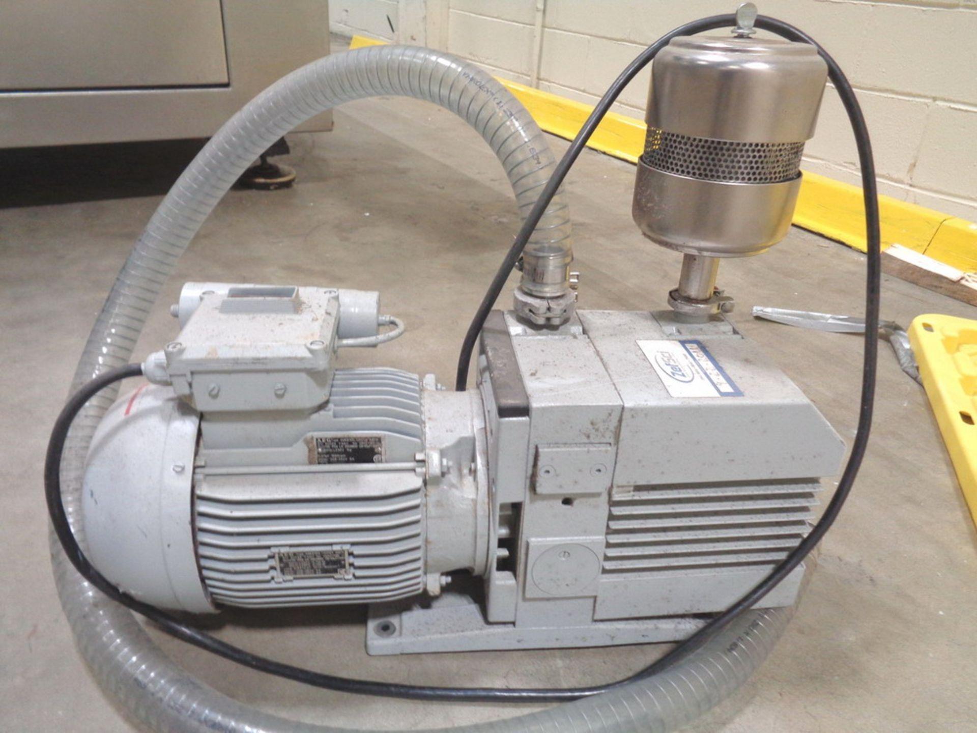 Lot 133 - Tri-Vac Vacuum Pump