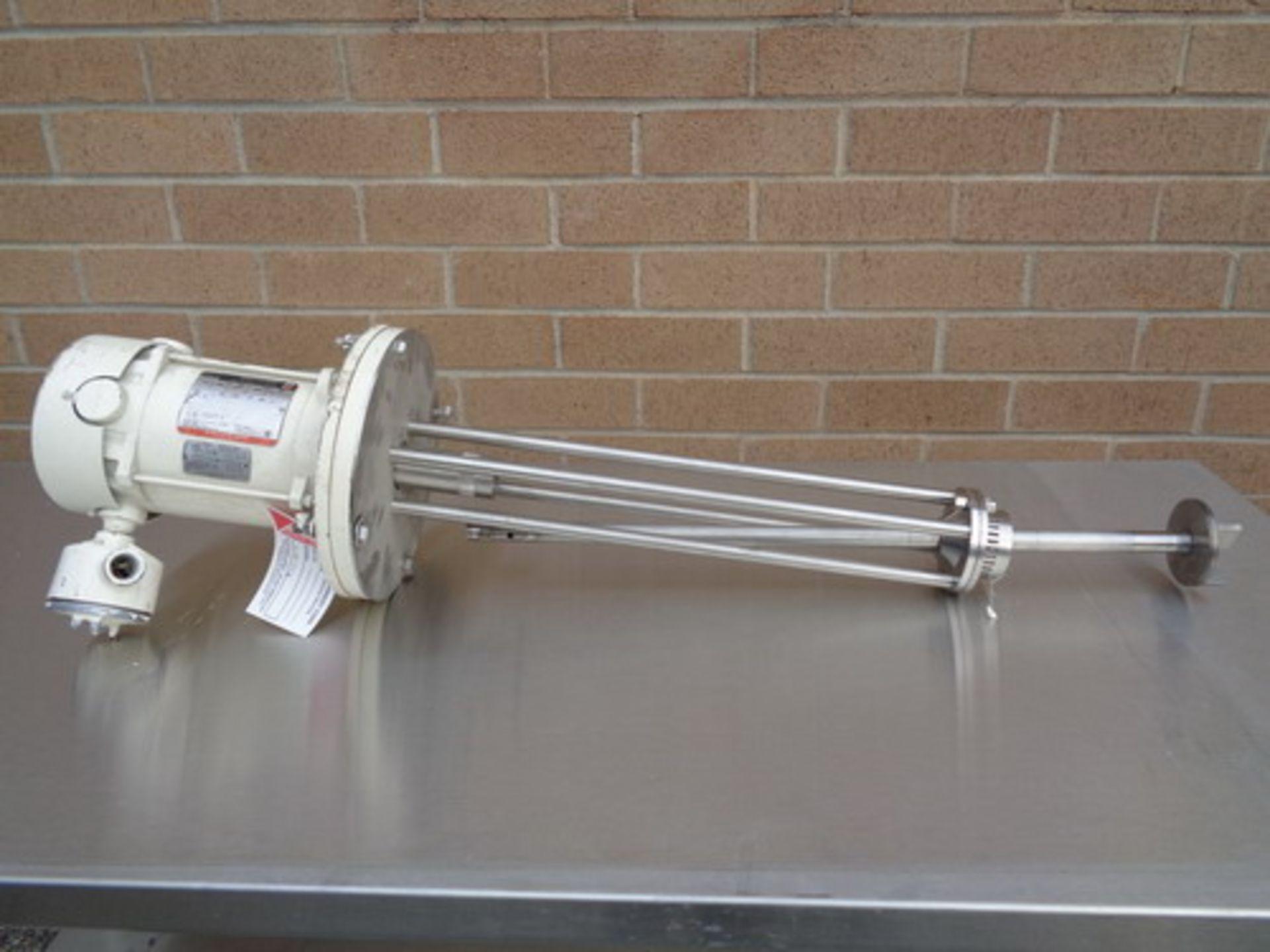 Lot 135 - Ross 1.5HP High Speed Explosion Proof Homomixer