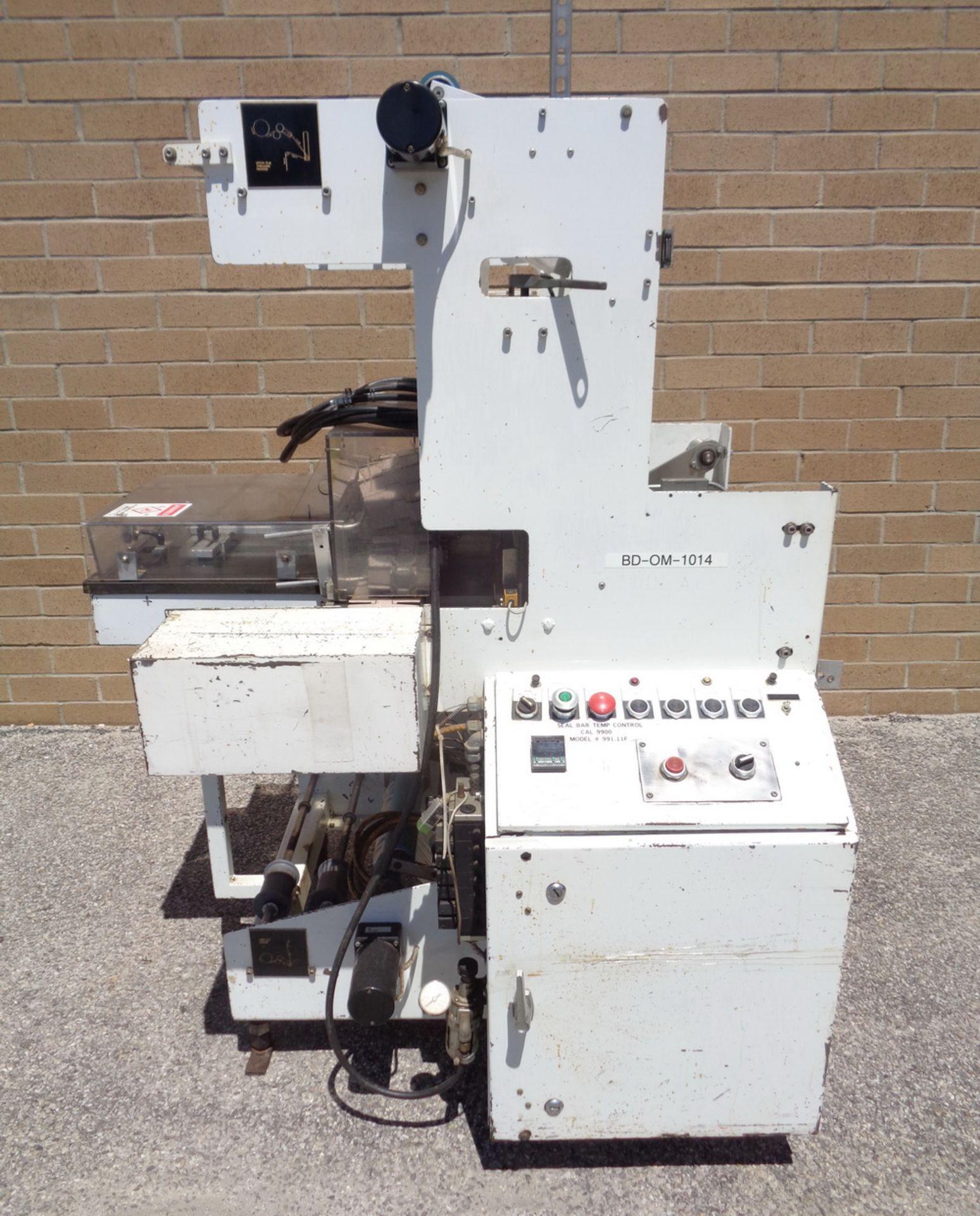 Lot 151 - Omega Single Lane Shrink Bundler, Model SL-18