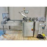 IMA Horizontal Automatic Cartoner, Model IC-150, SN IC-150/46/2001