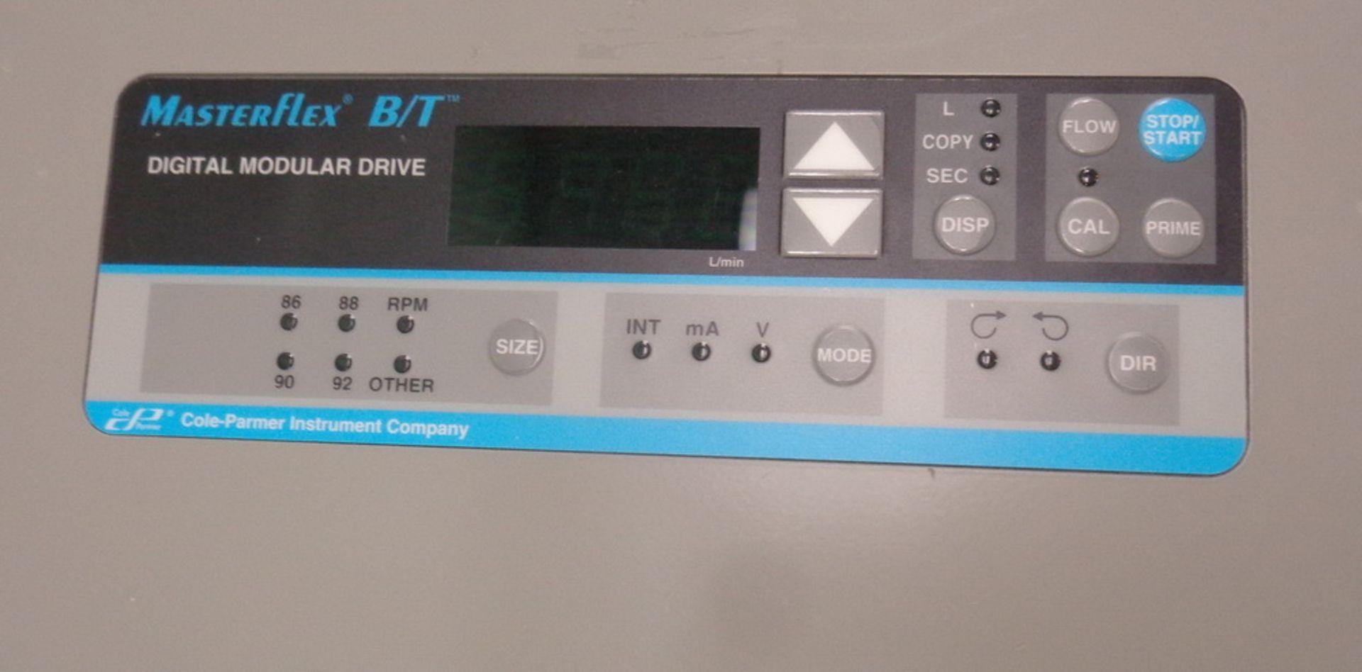 Lot 129 - Masterflex Peristaltic Pump, Model C4D17WK58B, S/N CAT NO: 10881500, ½ HP