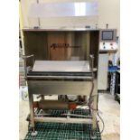 Accutek Stainless Steel Bottle Washer/Rinser, Model 50-BR1-L00, S/N 201399