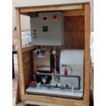 Spartan Environmental Technologies SPARTOX Ozone Water Treatment System, S/N 1502