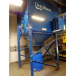 Donaldson Torit Dust Collector, Model DFT2-12, S/N IG195386-001