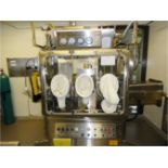 Powder Systems Limited (PSL) Stainless Steel Isolator