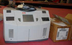 Varian Helium Mass Spectrometer Leak Detector, Model VS PR02 1, S/N LLC 6054