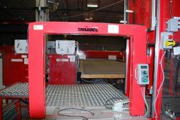 Samuel P-702 Automatic Strapping Machine