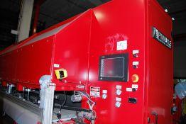 """Pinnacle Heat Sealer, S/N 011819, with pull nip and sealer, 154"""" wide, 3 nips"""