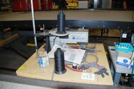 Durkopp Adler double needle stitch machine