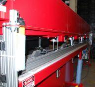 """Pinnacle 154"""" Heat Sealer, S/N 011818"""