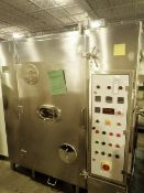 Bectochem SS 316L Oven, Model Tray Drier 48 Trays, S/N 1344.01.01, new 2014