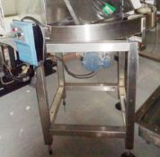 SS Rotary Table