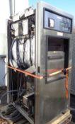 Getinge Pass Thru Stainless Steel Two Door Steam Autoclave, Model Castle 122LS