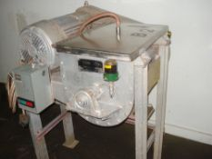 Young 1.5cf (working capacity) SS Double Ribbon Blender