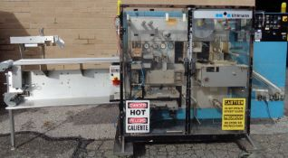 Uhlmann Blister Pack Thermoforming Machine Model UPS-300, S/N 461