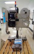 NJM Print and Apply or Preprinted Pressure Sensitive Labeler, Model 400L Final Touch