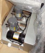 Brush Box Feeder, for an Uhlmann or similar thermoformer