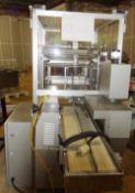 CAM Automatic Shrink Bundler ASB 38, S/N C.15890ASB38 17