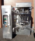 Brogli & Co 50 liter (working capacity) Triple Motion SS Vacuum Homogenizer/Mixer