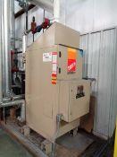 Fulton Gas Fired Pulse Combustion Boiler, Model PHW-500