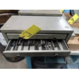 3-DRAWER INDEX DRILL BOX