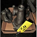 50 TAPER TOOL HOLDER WITH SHELL MILLS
