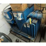 QUINCY MDL. QXB 10HP SCREW TYPE AIR COMPRESSOR, S/N: QXBCANA12C (AS IS)