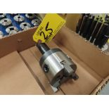 """5C 3"""" 3-JAW CHUCK BY HHT"""