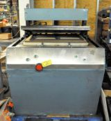 "21"" X 28"" THERMOFORMING MACHINE ON PALLET"