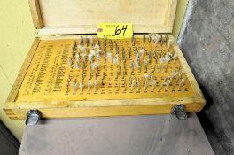 .061 - .250 PIN GAGE SET