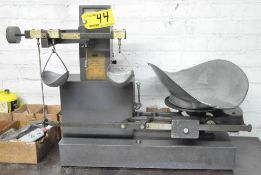PENNSYLVANIA MDL. 0-200-9, 50-LBS. CAPACITY BENCH TOP BEAM SCALE, S/N:89486