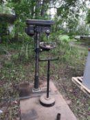 Drill Press on Steel Stand