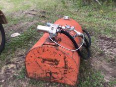 Tidy Tank w/12V Pump