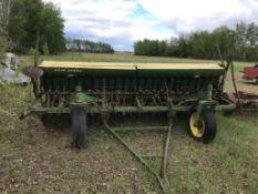 John Deere 12ft Disc Seed Drill