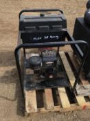 8hp Generator (Eng Not in Running Order)