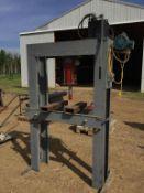 110V/220V Single Phase Shop Press